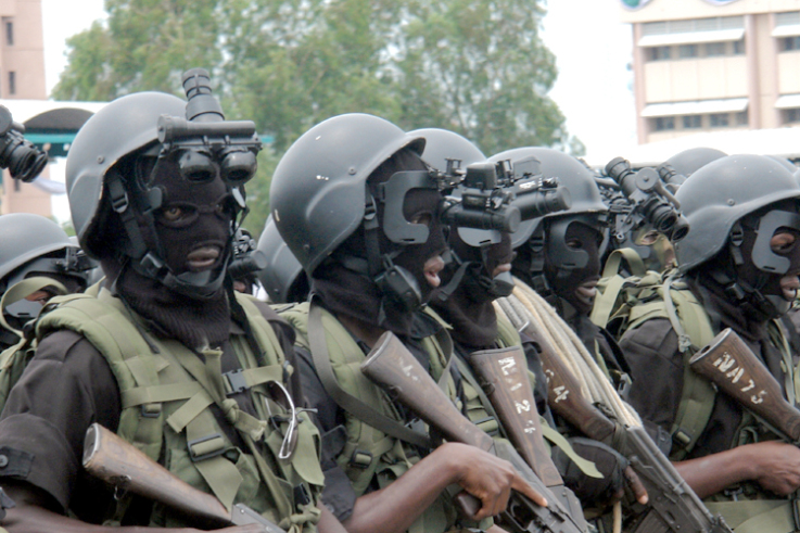 Court Marshal of Army 7 Division in Maiduguri sentenced a soldier serving with Operation LAFIYA DOLE to 2yrs jail for assault while another was demoted