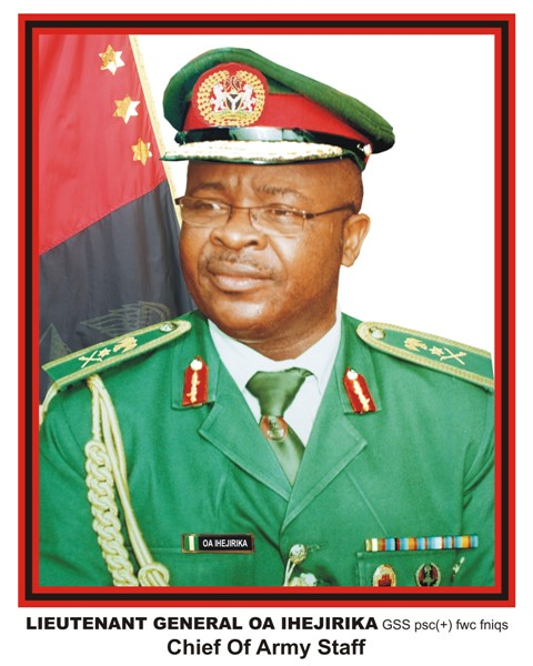 General Ihejirika Fires Back At El Rufai, Calls Him ''Boko Haram's Commander'' 1