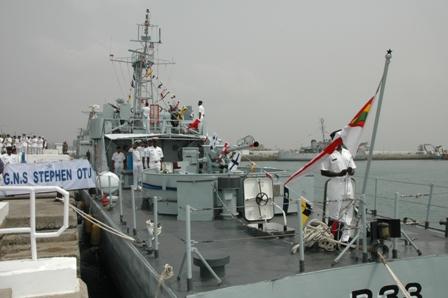 ghana navy Gns
