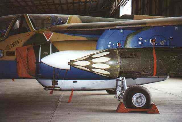 Nigerian Alpha Jet