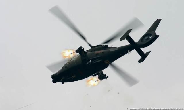 Harbin Z-9WA