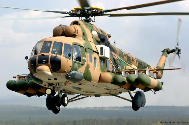 Mi171Sh of the Pakistan Air Force