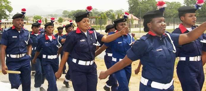 Image result for pictures of Nigerian civil defence members