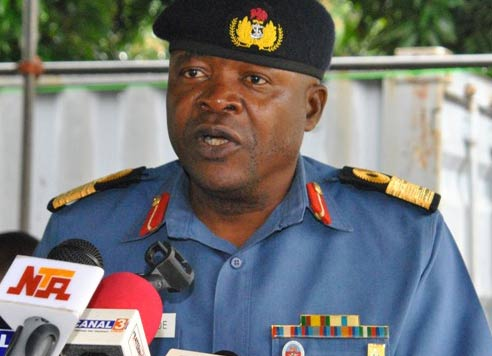 Nigeria's Commodore Bola Ajibade, Commander Joint Benin-Nigeria Anti-Piracy Task Group 11.1