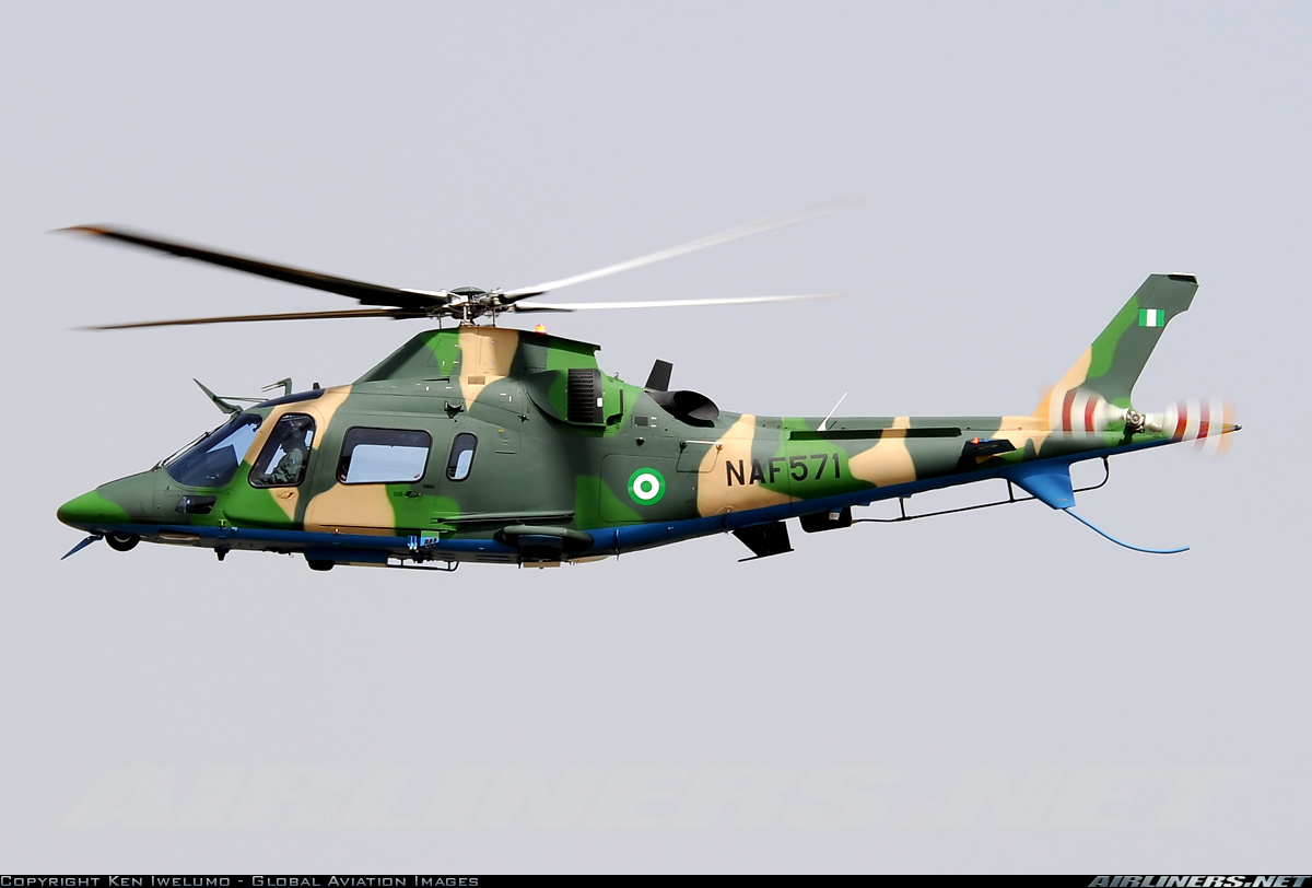 nigerian air force names best helicopter technician officer wins