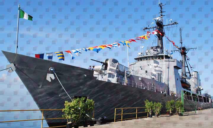 Marinha do Brasil participa do exercício Obangame Express na Nigéria