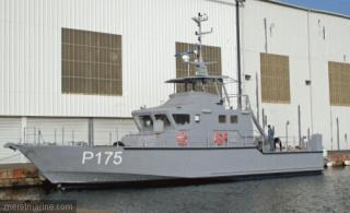 OCEA-built 24 metre Coastal Patrol Craft of the Nigerian Navy in France