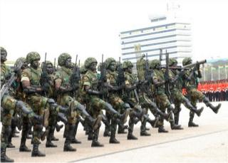 Ghana Army Special Forces Unit