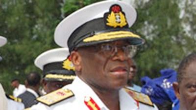 Admiral Ola Sa'ad Ibrahim, Nigeria's Chief of Defence Staff