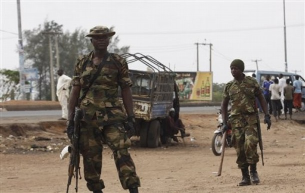 NIGERIA: ARMY CENTRE GRADUATE 256 COMBINED FORCES FROM 4 ...  Nigerian Army Special Forces