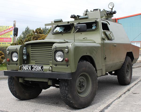 Shorland Armoured Car