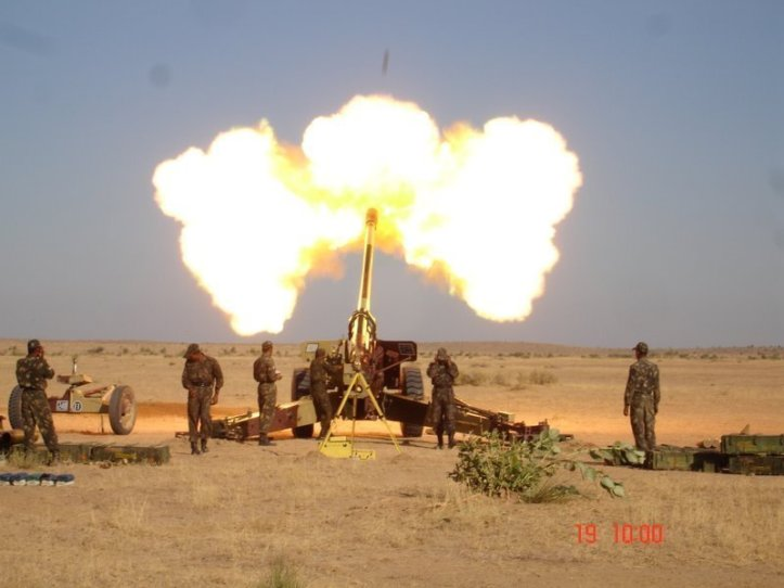 Image result for Nigeria army D20 Howitzer