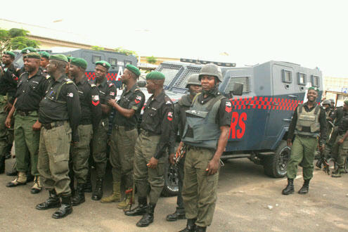 armed robbery in ipaja lagos