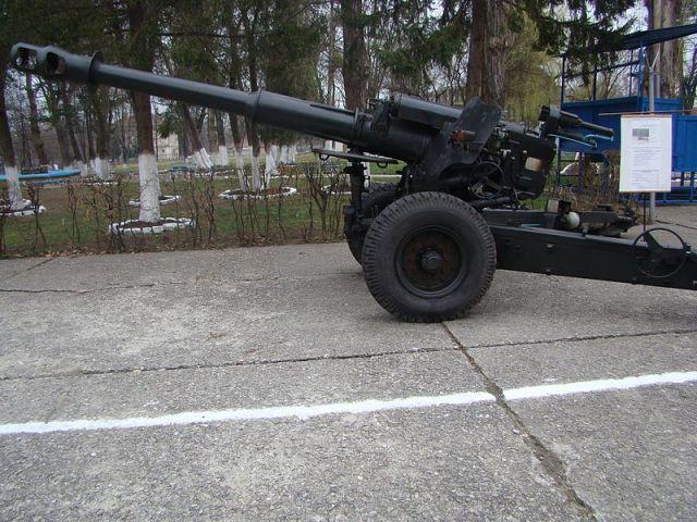 M81 152mm howitzer