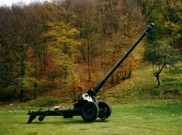 M85 A425 152mm gun-howitzer