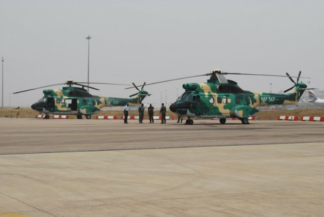 NAF 565 and NAF 567 - life begins afresh