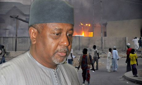 Colonel(rtd)Sambo Dasuki, National Security Adviser