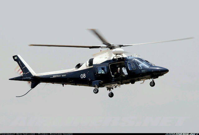 Agusta A109e Power of the Nigerian Navy Air Arm