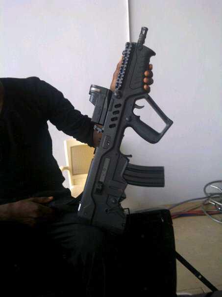 Image result for nigeria dss guns