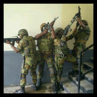 WORLD EXCLUSIVE PHOTO SERIES: NIGERIAN ARMY SPECIAL FORCES ...  Nigerian Army Special Forces