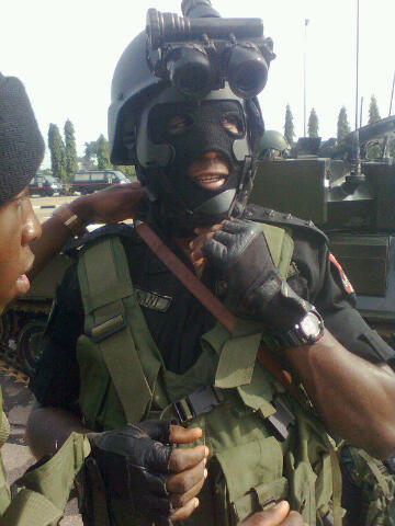 WORLD EXCLUSIVE: NIGERIAN ARMY SPECIAL FORCES   Beegeagle ...  Nigerian Army Special Forces
