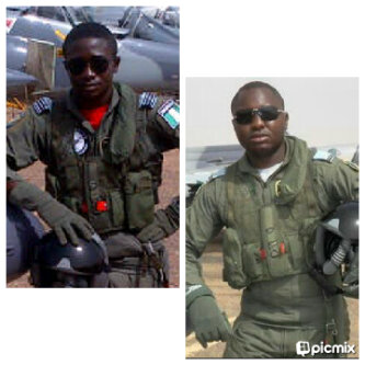 The fallen NAF officers