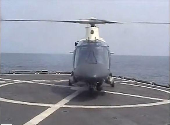 An Agusta A109e Power
