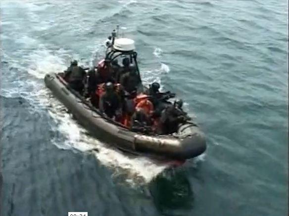 Nigerian Navy Special Boat Service