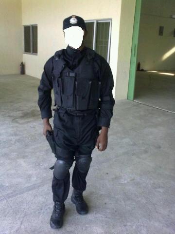 Nigerian Navy SBS