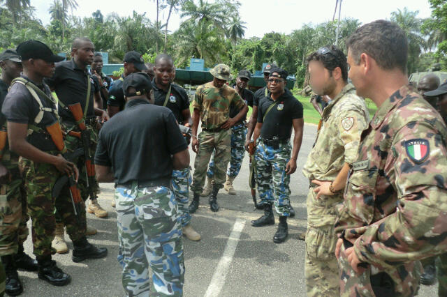 Nigerian and foreign commandos reflect on operational details